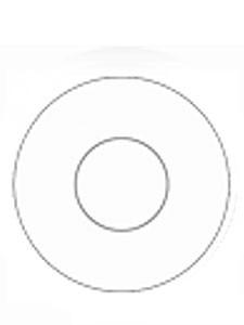 白色写轮眼美瞳隐形眼镜-Cosplay美瞳专用003