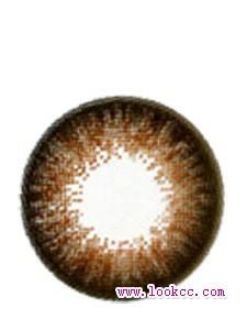 NEO-Dali Extra巨目棕彩色隐形眼镜-