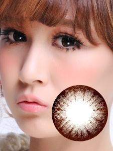 [芭比爱]米欧米幻影巧克力-(平面展开直径15.8mm)(新旧包装随机发出)