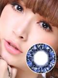 [芭比爱]米欧米七彩钻石蓝(平面展开直径17.5mm)