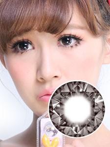 [芭比爱]米欧米七彩钻石巧克力(平面展开直径17.5mm)
