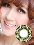 [芭比爱]米欧米七彩钻石棕(平面展开直径17.5mm)
