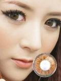 DUEBA彩色散光隐形眼镜-棕-韩国原装进口