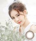 安娜苏水润巧克力小棕环硅水凝胶美瞳(안나수이 모던 브라운)-韩国OLENS直购