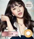 克莉丝SECRISS 幻彩三色棕 시크리스 3콘 코랄 브라운 (1day/20p)-韩国OLENS直购