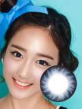 G&G西武流行炫彩蓝F02彩色隐形眼镜