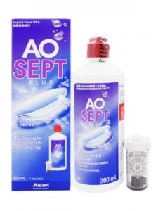 视康洁镜双氧水护理液360ml(不可用于彩色镜片护理)【新旧包装随机发】