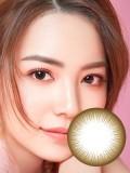 Neo Daisy水滴棕NC744彩色隐形眼镜2p装-第2盒5折