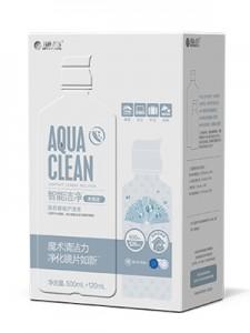 海昌水亮洁500ml+120ml隐形眼镜护理液