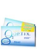 视康舒视氧硅水凝胶O2OPTIX 月抛(6片)装