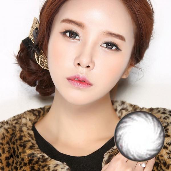 DreamColor卡尔灰美瞳(Klara Gray,금라라그레이)-韩国原装进口