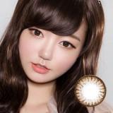 【新品】GEO HoliCat荷丽猫彩色隐形眼镜LovelyCat-平铺直径14.50mm