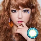【新品】GEO HoliCat荷丽猫彩色隐形眼镜FunkyCat-平铺直径14.50mm