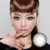 【新品】GEO HoliCat荷丽猫彩色隐形眼镜SexyCat-平铺直径14.50mm