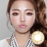 【新品】GEO HoliCat荷丽猫彩色隐形眼镜BarbieCat-平铺直径14.50mm