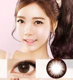 DreamColor纯色巧克力彩色散光隐形眼镜 -韩国原装进口(PureChoco,퓨어초코)