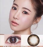 DreamColor美目棕彩色散光隐形眼镜-韩国原装进口(Lupang brown 루팡 브라운)