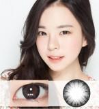 DreamColor纯色灰彩色散光隐形眼镜-韩国原装进口 (PureGray,퓨어그레이)