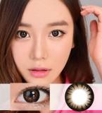 DreamColor纯色棕彩色散光隐形眼镜-韩国原装进口(PureBrown,퓨어브라운)