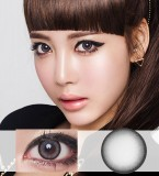 DreamColor精灵灰彩色散光隐形眼镜-韩国原装进口(PearlGray,펄그레이)
