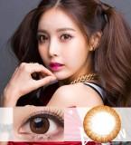 DreamColor安妮布朗巧克力彩色散光隐形眼镜-韩国原装进口(Anychoco 애니 초코브라운)